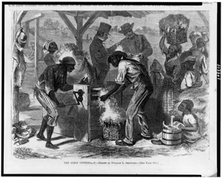 "chattel slavery as a institution Now most people know that chattel slavery in the 19 th-century southern states—and earlier than that, throughout the caribbean world as well as the north-american ""south""—was brutal, even though the politics of passing the new us constitution got it protected by said constitution."