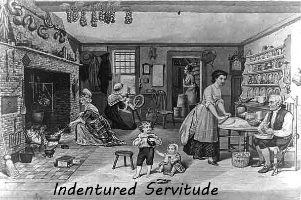 slaves and indentured servants essay